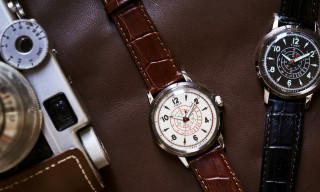 Todd Snyder & Timex Debut Racing-Inspired Beekman Watch