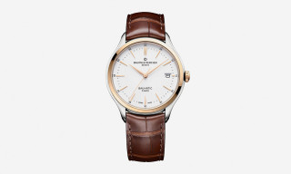 Baume & Mercier Debuts First Ever In-House Movement Clifton Baumatic Watch