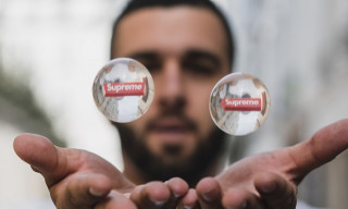 Supreme's FW18 Novelty Gift Is a Bouncy Ball