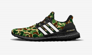 Both Rumored BAPE x adidas Ultra Boosts Could be a Super Bowl-Exclusive