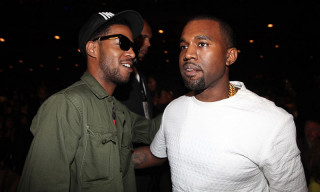 Watch Kanye Bring Out Kid Cudi at a Private Show in LA