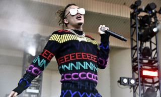 Lil Pump Says He Lost His New 'Harverd Dropout' Album