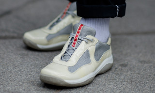 The Best Sneaker Street Style From Oslo Fashion Week SS19