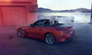 Here's Your First Look at the 2019 BMW Z4 M40i