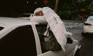 Behold Kai the Black Angel, the Face of Blood Orange's 'Negro Swan'