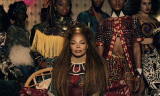 "Janet Jackson & Daddy Yankee Party Hard in Saucy New ""Made For Now"" Video"