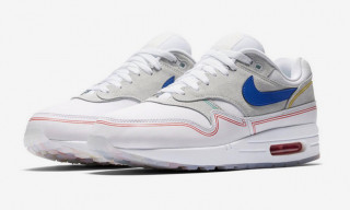 "dcab77b6a08c6 Nike  8217 s Air Max 1 Returns in Exclusive ""Centre Pompidou"" Pack"