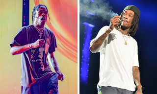 "Travis Scott & Wiz Khalifa Link up on New DP Beats Song ""Trippin'"""