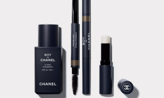 Chanel Debuts First-Ever Men's Makeup Line