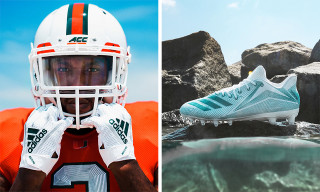 adidas Debuts Parley Football Uniforms for University of Miami