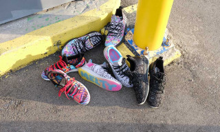 Aldo Launches a Sneaker Collection in Collaboration With Global Street Artists