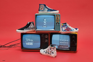 Vans & Disney Celebrate Mickey Mouse's 90th Anniversary