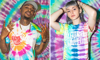 Billionaire Boys Club Debuts Custom Tie-Dye T-Shirt Capsule