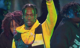 Watch Travis Scott's Insane 'Astroworld' Medley at the 2018 VMAs