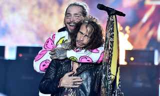 Watch Post Malone Hit the Stage with Aerosmith at the 2018 'MTV' VMAs