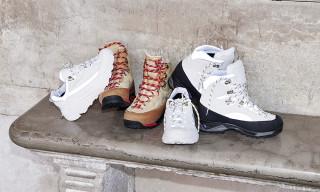 Ganni & Diemme Team Up on High-Quality Utility Footwear for Women
