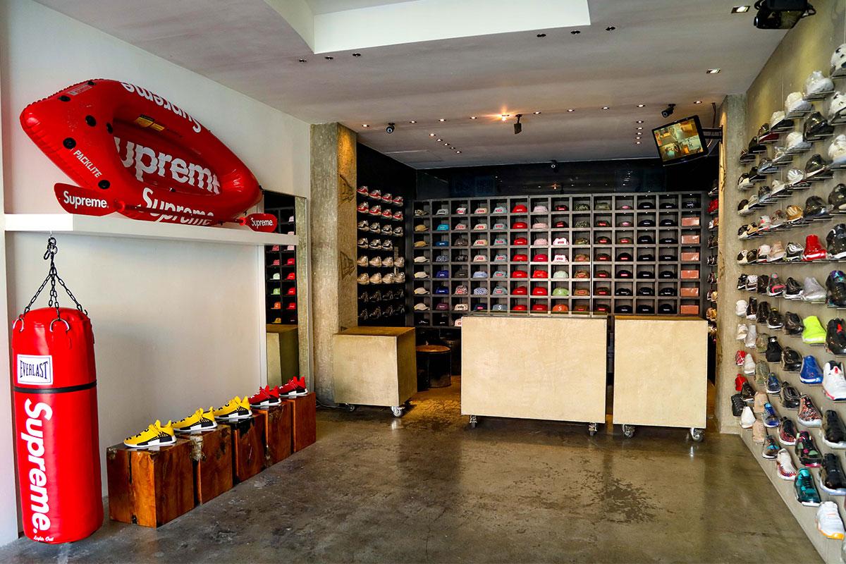 U.K. Sneaker Collector Kish Kash