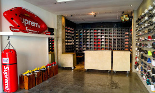 These Are London's Best Sneaker Stores According to U.K. Sneaker Collector Kish Kash