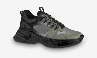 Louis Vuitton's Run Away Pulse Sneaker Is the Perfect Mix of Chunk & Stealth