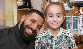 "Drake Visits 11-Year-Old Heart Transplant Patient After Posting ""In My Feelings"" Dance Challenge"