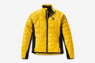 canada goose Outerwear Rain Yellow