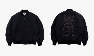 "Dickies Taps Keith Haring's Designs for Fall-Ready ""Black Line"""