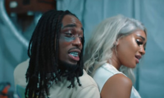 "Quavo Is Held Hostage in New Video for ""W O R K I N M E"""
