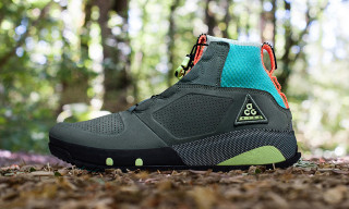 Nike ACG's Ruckel Ridge Is the Ultimate All-Conditions Shoe