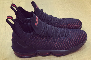 LeBron James Gives Us a First Look at His Nike LeBron 16 07e8a0a1e1