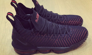 LeBron James Gives Us a First Look at His Nike LeBron 16