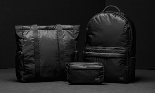 wings+horns & Porter Debut Exclusive All-Black Accessories