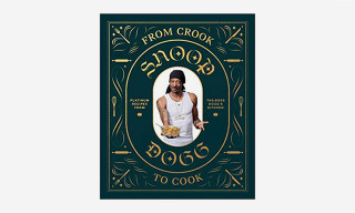 "Snoop Dogg's Cookbook ""From Crook to Cook"" Is Now Available"