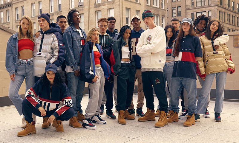 efbd355e79 Ronnie Fieg Gives Us a First Look at KITH x Tommy Hilfiger