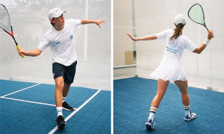 Only NY & Public Squash Debut Exclusive NYC Parks Capsule