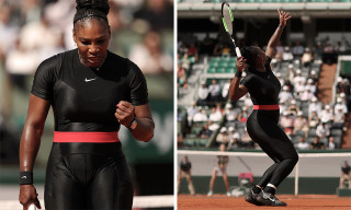 Nike Responds to Serena Williams' French Open Catsuit Ban
