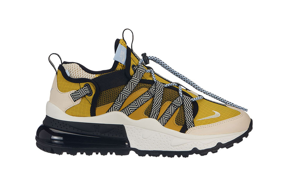 pretty nice d4b52 15cff Heres Your First Look At Nikes Air Max 270 Bowfin Chunky Hiking Sneaker