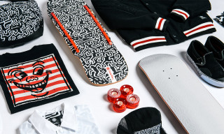 Element Drops a Streetwear Capsule Featuring the Work of Keith Haring