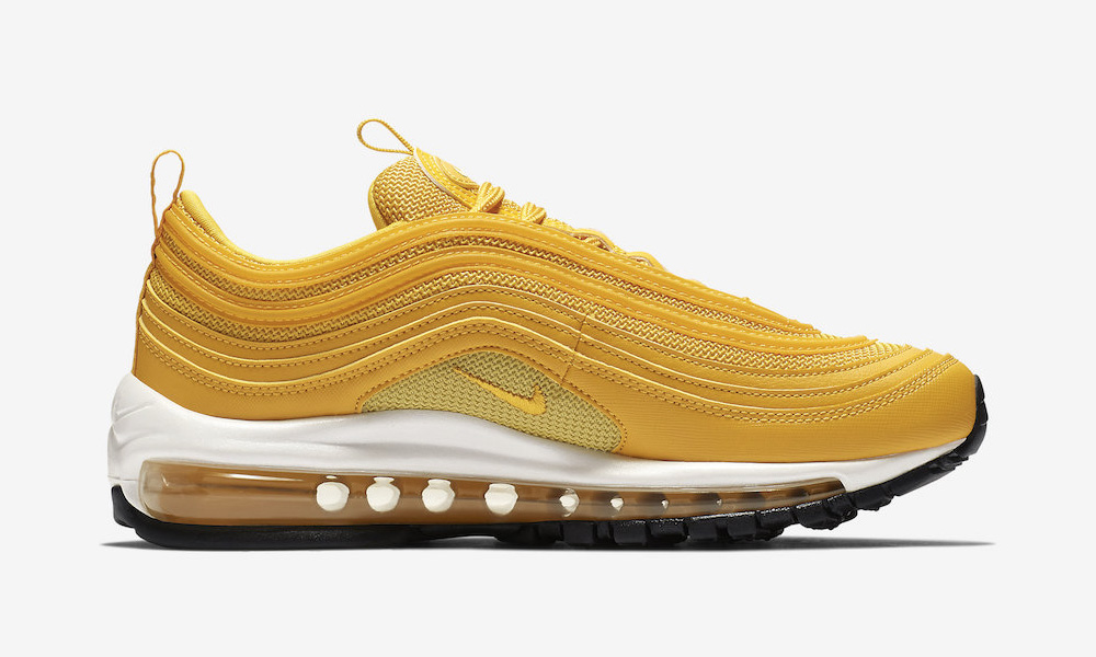 e4a942a1 Nike Goes For Gold with the Air Max 97 'Mustard' Kicks - Selectism