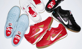 Here's Your First Look at the Supreme x Nike SB Gato