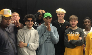 "Watch N.E.R.D. Perform ""Lemon"" With BROCKHAMPTON at Reading Festival"