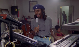 "Blood Orange Is All About Companionship in New ""Saint"" Video"