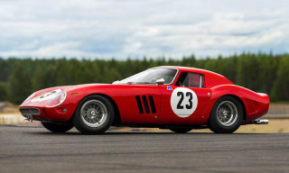 1962 Ferrari 250 GTO Sells for a Record $48.4 Million at Auction