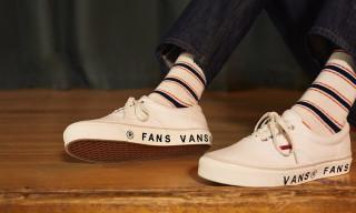 This Wood Wood x Vans OG Era LX Is an Ode to DIY Sneaker Culture