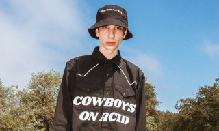 "PLEASURES' ""Cowboys On Acid"" Drop Pays Tribute to Kurt Cobain"