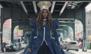 Serena Williams & Nicki Minaj Star in Beats by Dre Ad ft. Nas & Nigel Sylvester