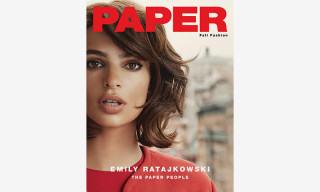 Emily Ratajkowski Covers 'PAPER' Magazine's Fall Fashion Issue
