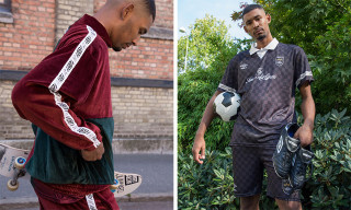 Umbro & SWEET SKTBS Debut '80s British-Inspired Football Capsule