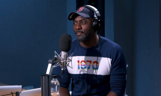Idris Elba Talks A$AP Rocky Collab, 'Yardie,' & More on Beats 1