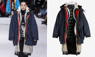 Balenciaga Releases Ridiculous $8,000 Oversized Layered Parka