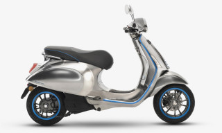 Vespa's First Electric Scooter Goes on Sale This October